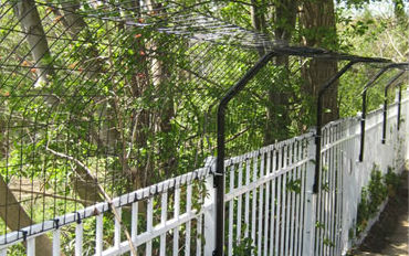 Fence With Top extension